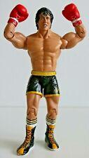 Action Figure - Rocky Balboa - ROCKY 2 - Jakks Pacific 2006 - Good Condition