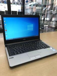 Fujitsu LifeBook S751 Notebook 13.3'' Core i5-2520M, RAM 8 GB, Webcam. Grado A