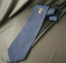 Henley Rugby Club Rugby Union Navy Tie 1980