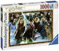 Ravensburger Jigsaw Puzzle HARRY POTTER - 1000 Piece