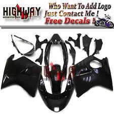 Fairings For Honda CBR1100 XX 97-07 1999 04 ABS Fairing Kit Bodywork Gloss Black