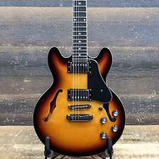 Epiphone Dot ES-339 VS Semi-Hollow ES-Style Vintage Sunburst Electric Guitar