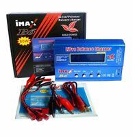 *NEW 80w Ver* IMax B6 Li-ion Poylmer Balance Charger LiIon LiPo LiFe NiCD NiMH