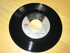 PERCY SLEDGE - WHEN A MAN LOVES A WOMAN  B/W - COVER ME   VG++,LIKE NEW