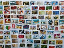 1000 Different France Self Adhesive Stamp Collection