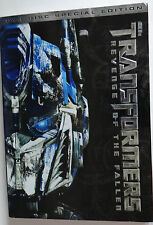 NEW Transformers: Revenge Of The Fallen DVD 2-Disc Special Edition