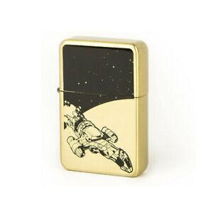 Firefly Brass Lighter Keepsake For Any Firefly Fan Great Christmass Gift Idea