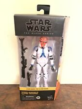 Star Wars Black Series Ahsoka 332ND Trooper Clone Wars Mandalorian Exclusive NEW