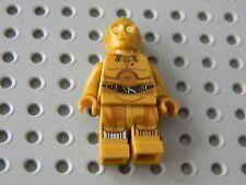 Lego Star Wars - C-3PO Minifigure - New Condition !!