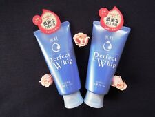SHISEIDO Perfect Whip Face Wash Cleansing Foam All Skin Type 120 g 2 Set JAPAN