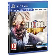 SONY PS4 - Arizona Sunshine VR (PS VR Richiesto)