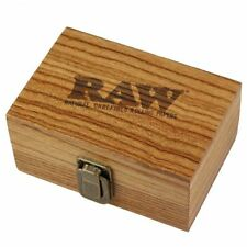 RAW Deluxe wooden box - UK Seller