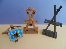 PLAYMOBIL – Stand d'armes et arbalètes / Weapon stand / 3450 4271