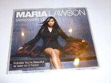 MARIA LAWSON - Sleepwalking - 2006 UK 2-track CD Single