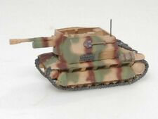 Wespe 72075 1/72 Resin WWII German Armoured Tank FCM/105mm Howitzer
