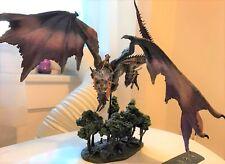 "McFarlane Dragons Series 5 Fall of the Dragon Kingdom ""Eternal Clan"" Figure"