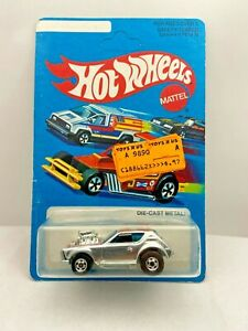 Your Choice of Car Hot Wheels Vintage Blue Card Collector #300-761