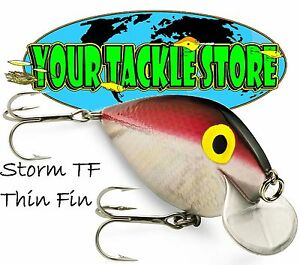 Storm TF06 Original Series Thin Fin You Pick Color & Quantity Discontinued