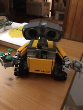 LEGO 21303-1 WALL-E (original version) Pixar Disney Incomplete Used