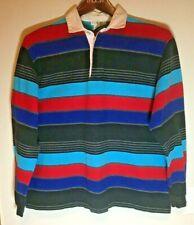 da1a07b1e1f J.Crew 100% Cotton Long Sleeve Polo, Rugby Men's Casual Shirts for ...