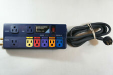 Monster Power Home Theater PowerCenter Surge Protector 8 Outlet Ht800