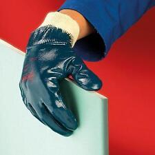 12 paire de gant de travail  nitrile Hycron ANSELL TAILLE 9