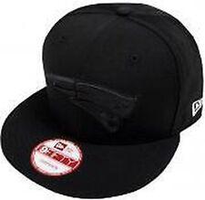 Chapeaux noirs New Era pour homme en 100% laine