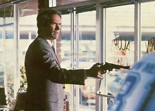 """CLINT EASTWOOD AS DIRTY HARRY SUDDEN IMPACT """"MAKE MY DAY"""" GREAT PHOTO"""