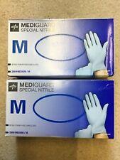 200 Extra Large Blue Sail Nitrile Powder Gloves 2 X 100 Box's Last Few