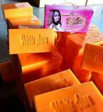 10Bar White Aura Miracle Carrot Soap Reduce Rough Free EXPRESS DELIVERY