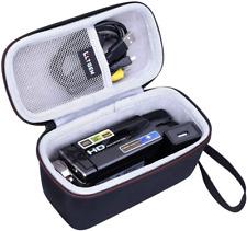 LTGEM EVA Hard Case for Kicteck Video Camera Camcorder Digital YouTube Vlogging