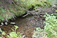 Montana Gold Mine French Creek 20 acre Placer Mining Claim Panning Sluice