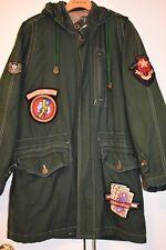 Octopus Army Japan parka jacket coat streetwear