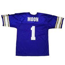 Vintage Minnesota Vikings Warren Moon Apex One Jersey Men's Large Nfl Football