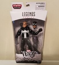 HASBRO MARVEL LEGENDS B.A.F MONSTER VENOM SERIES VENOM W/MONSTER VENOM'S R/LEG