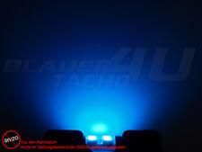 1 lámpara sofito LED de 12 v 31 mm 2 SMD LED azul