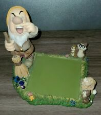 Disney Snow White & the Seven Dwarfs Sneezy Desk Accessory  note pad holder