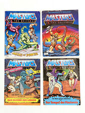 4x, cómic/motu vintage/Masters of the universe/original mattel/He-Man