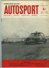Autosport December 25th 1964 *International Rallies Survey*
