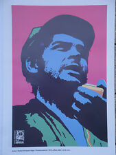 OSPAAAL Poster Che Guevara MULTI COLOR 12X17 CUBAN HERO REVOLUTION MINT