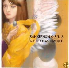 Rahxephon O.S.T 2 - 2001-Japan Original Soundtrack CD