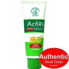 Mentholatum Acnes Medicated Creamy Wash 100g (New!)