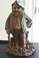 Tom Clark Gnomes Collectable Hyke #74 Hand Signed