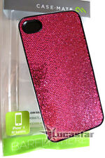 iPhone 4/4s Hülle Case-mate Bling rosa