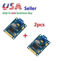 2pcs MCP2515 CAN Bus Module TJA1050 Receiver SPI Module for Arduino