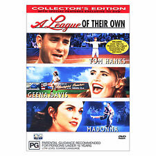 A League Of Their Own DVD Brand New Aust. - Tom Hanks, Madonna, Geena Davis