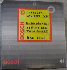 Bosch Alternator BXC1232 Mitsubishi Sigma GE, GK, GJ, GE