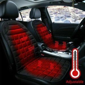 12V Heated Car Seat Cushion Cover Seat ,Heater Warmer , Winter heated seat