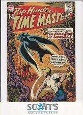 Rip Hunter Time Master  #9  G/VG