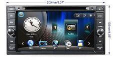 "7"" Car Stereo BT Radio CD DVD Player GPS Navigation For Toyota Sequoia Tundra"